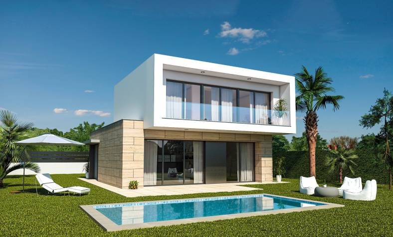 Villa - New Build - San Javier - San Javier