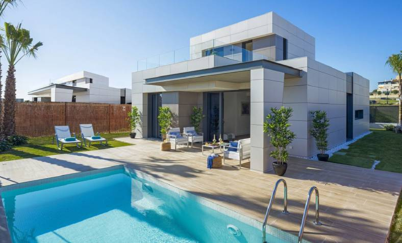 Villa - New Build - Torre del Mar - Torre del Mar
