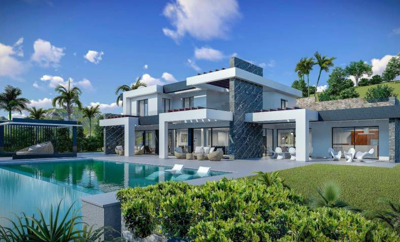 Villa - Nouvelle construction - Benahavis - Benahavis