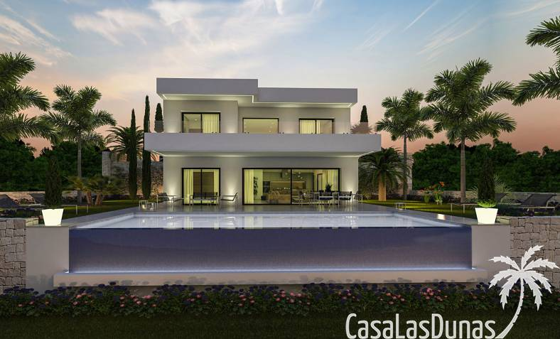Villa - Nouvelle construction - Denia - Denia
