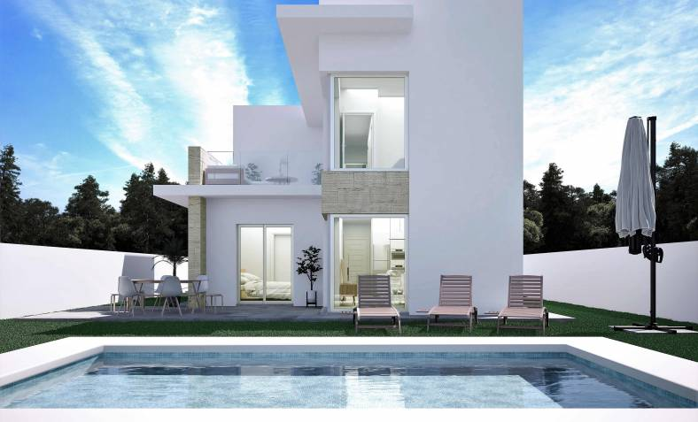 Villa - Nouvelle construction - Quesada - Quesada