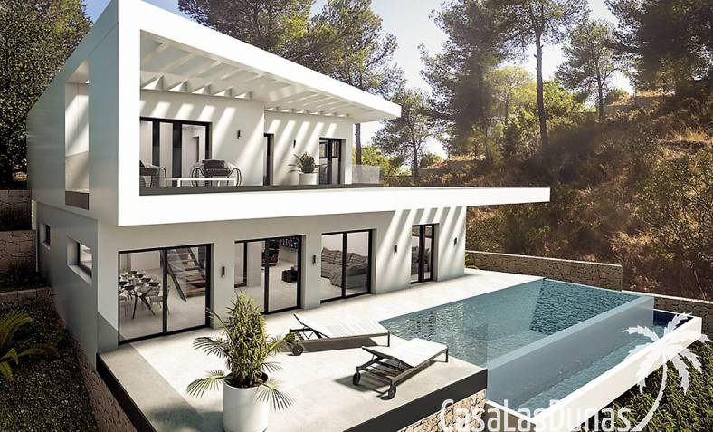 Villa - Resale - Altea - Altea Hills