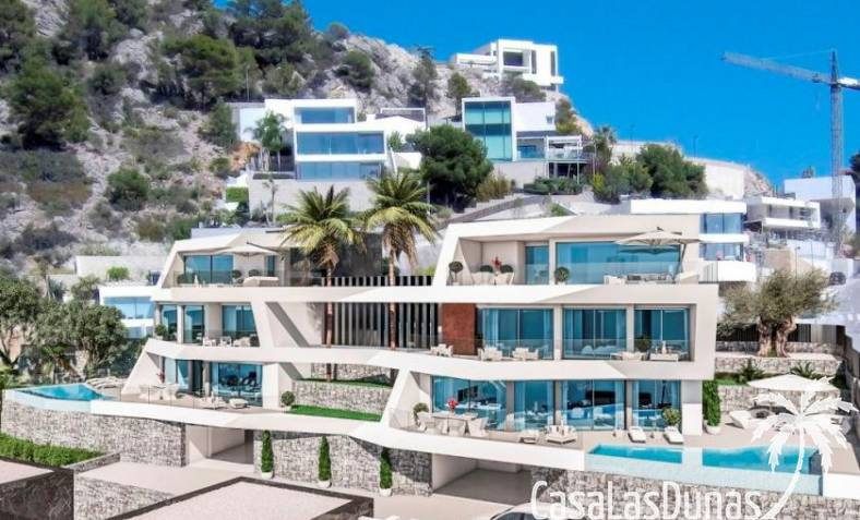 Villa - Resale - Altea - Mascarat