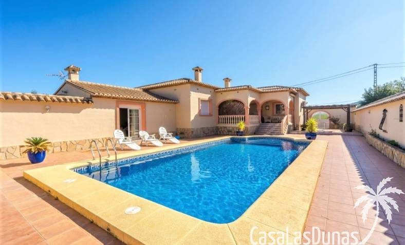 Villa - Resale - Jalon - Jalon