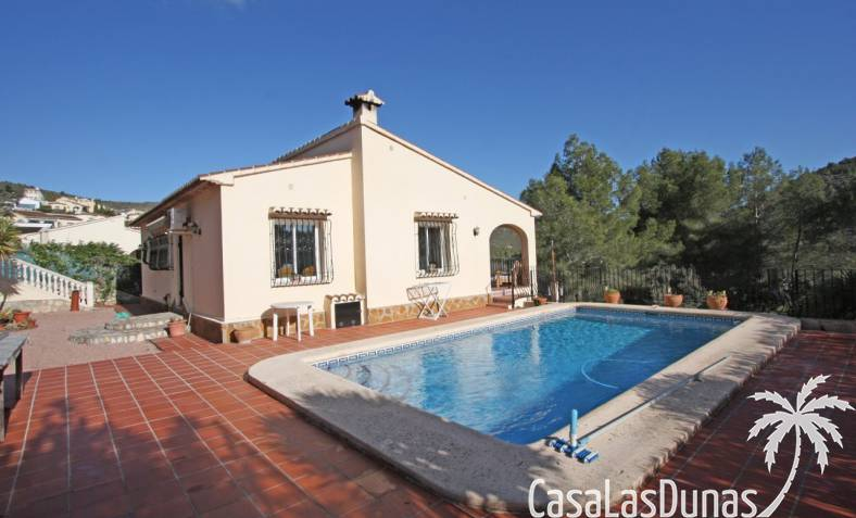 Villa - Resale - Jalón Valley - Jalón Vallei