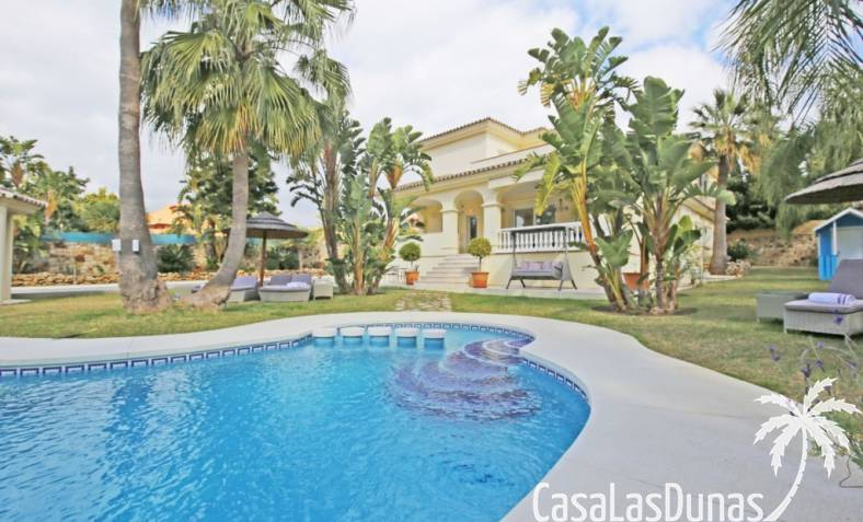 Villa - Resale - New Golden Mile - Estepona, New Golden Mile