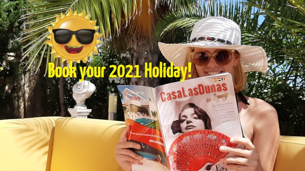 Book your summer holidays 2021!