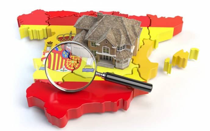 Foreigners are buying homes in Spain again